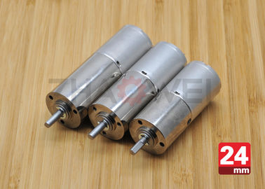 Mini 12V DC gear motor 20rpm OD 24mm / Kecil mikro planet gear motor